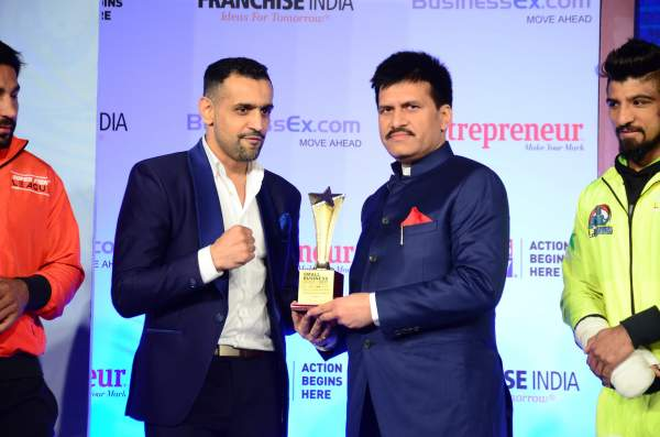 Small Business awards By Times Group
